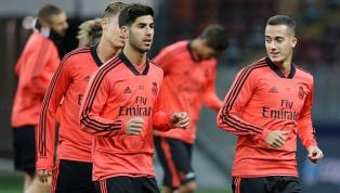 Real Madrid libera escalação alternativa para confronto com CSKA