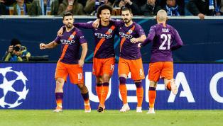 Manchester City sofre, mas vira o jogo e vence a primeira na Liga dos Campeões