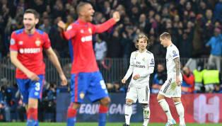 Com direito a lambança, Real Madrid perde para CSKA fora de casa