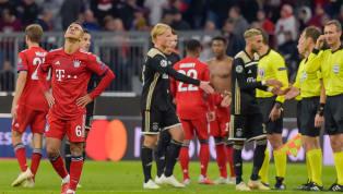 Bayern de Munique empata em 1 a 1 com Ajax dentro de casa