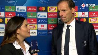 Allegri comenta sobre grande atuação de Dybala em vitória da Juventus