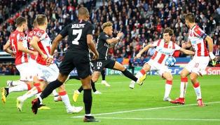 Neymar faz bonita tabelinha com Mbappé e marca o segundo gol do PSG