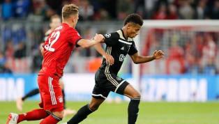 David Neres dá bela caneta em Kimmich em empate de Bayern e Ajax