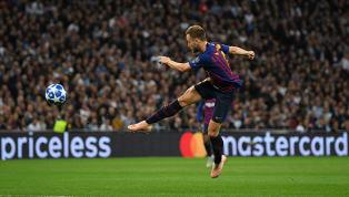 Rakitic tem golaço contra o Tottenham eleito o mais bonito da rodada da Champions