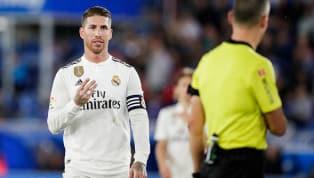 Sergio Ramos sobre Lopetegui: 'Seria loucura mudar de treinador'