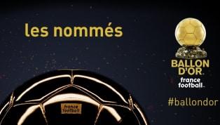 France Football anuncia indicados à Bola de Ouro 2018 com 4 brasileiros