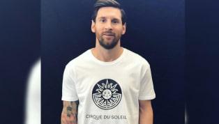 Messi anuncia parceria com Cirque du Soleil para show sobre sua vida