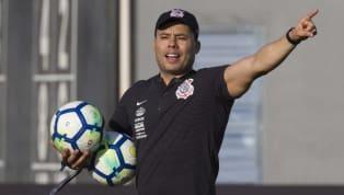 Jair Ventura diz que vai jogar clássico contra o Santos com 'time alternativo' do Corinthians