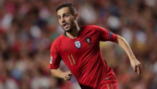 Bernardo Silva faz golaço de fora da área e amplia para Portugal