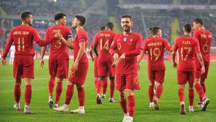 Portugal começa perdendo, mas vira e vence Polônia por 3 a 2