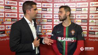 Bernardo Silva revela amizade com brasileiros e fala de Portugal sem CR7