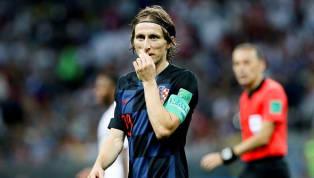 Modric revela irritação com 'desrespeito' da imprensa na Copa do Mundo