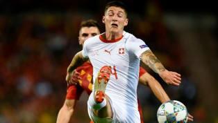 Zuber dá balão em Tielemans em jogo contra a Bélgica