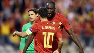 Com direito a golaço e grande noite de Lukaku, Bélgica vence Suíça por 2 a 1