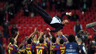 Guardiola sobre sua era no Barcelona: 'Só acontece uma vez na vida'