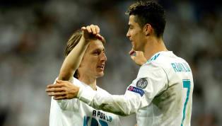 Modric sobre Cristiano Ronaldo: 'Fizemos apostas no vestiário sobre sua saída'