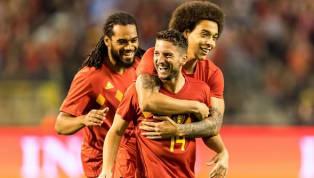 Mertens faz golaço e abre o placar para a Bélgica em amistoso contra a Holanda