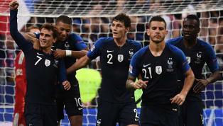 De virada, França vence Alemanha por 2 a 1 e fica perto de vaga na semi da Nations League