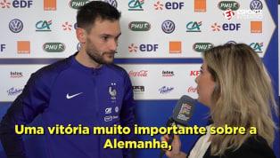 EXCLUSIVO! Lloris fala sobre momento da seleção da França e Bola de Ouro para Griezmann