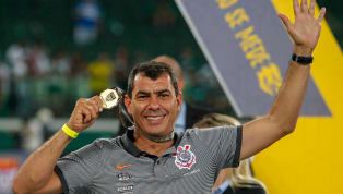 Carille revela que se sentirá campeão caso o Corinthians vença a Copa do Brasil