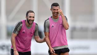 Higuaín sobre saída da Juventus: 'Com a chegada de CR7, disseram que eu não podia continuar'