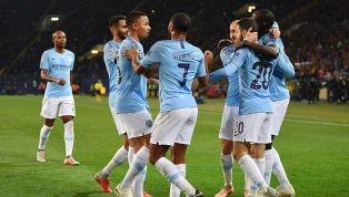 Manchester City vence Shakhtar Donetsk por 3 a 0 fora de casa