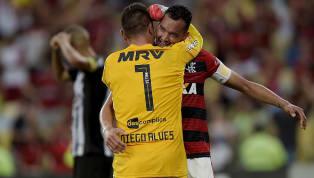 Réver fala sobre situação de Diego Alves no Flamengo: 'Ele está abalado'