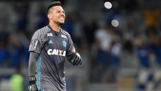 Diego Alves usa as redes sociais para afirmar que não desobedeceu diretoria do Flamengo