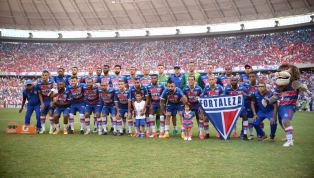 Fortaleza vence o Atlético-GO volta à Série A com cinco rodadas de antecedência