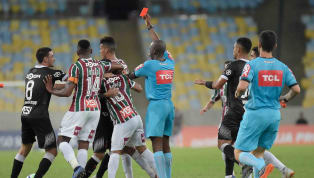 Clima esquenta após vitória do Vasco, e Sornoza é expulso no Maracanã