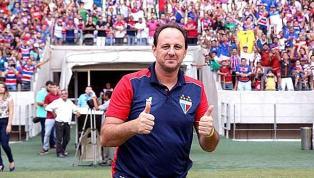 Aloísio parabeniza Rogério Ceni pelo acesso e diz que vai homenagear treinador com nome do filho