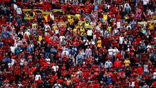 Vândalos com a camisa do Flamengo entraram em confronto no Morumbi; assista!