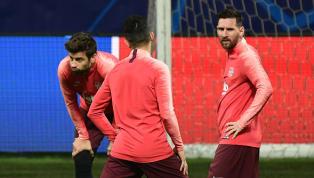 Jornal crava presença de Messi no banco de reservas para confronto com a Inter