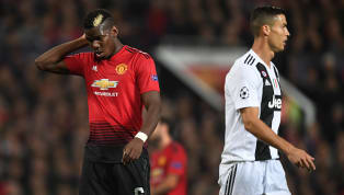 Juventus e Manchester United divulgam escalações para confronto pela Champions