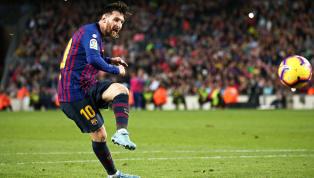 Após dois gols contra o Bétis, Messi quebra nova marca histórica