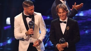 Modric sobre Sergio Ramos: 'As críticas que ele tem recebido não tem importância'