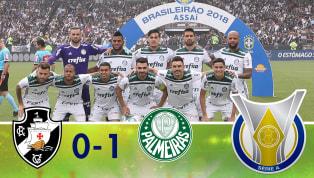 Palmeiras vence o Vasco e é campeão brasileiro de 2019; veja os lances