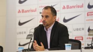 Marcelo Medeiros garante a permanência de Rodrigo Caetano no Inter em 2019