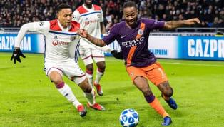 Em jogo muito disputado, Lyon e Manchester City empatam em 2 a 2