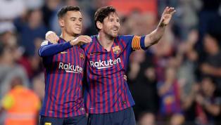 Com Coutinho titular, Barcelona libera escalação para jogo contra PSV