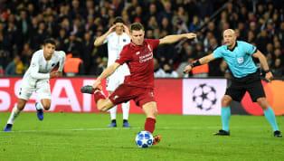 Em lance polêmico, árbitro volta atrás, dá pênalti e Milner diminui para o Liverpool