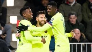 Sempre ele! Messi abre o placar para o Barcelona após bela jogada