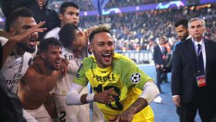 Com show de brasileiros, PSG vence Liverpool e fica com um pé nas oitavas da Champions