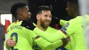 Com boa atuação de Messi, Barcelona vence PSV e garante primeiro lugar do grupo