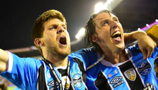 Após Renato, Grêmio anuncia as renovações de Kannemann e Geromel