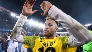 Vídeo mostra bastidores de Neymar antes de vitória em cima do Liverpool