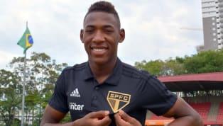 São Paulo anuncia Léo, ex-Fluminense, até 2022