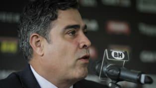 Presidente do Atlético-MG reclama do Palmeiras e pede fair play financeiro