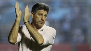 Renato não descarta sonho com Flamengo, mas diz que ainda tem o que conquistar no Grêmio