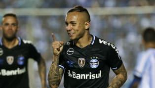 """Everton não crava """"fico"""" no Grêmio e critica Conmebol: """"Prioriza argentinos"""""""